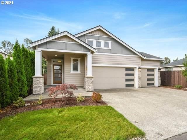 6709 NE 112TH St, Vancouver, WA 98686 (MLS #21287522) :: Premiere Property Group LLC