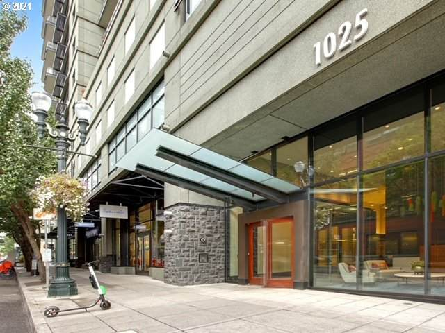 1025 NW Couch St #1414, Portland, OR 97209 (MLS #21288817) :: Premiere Property Group LLC