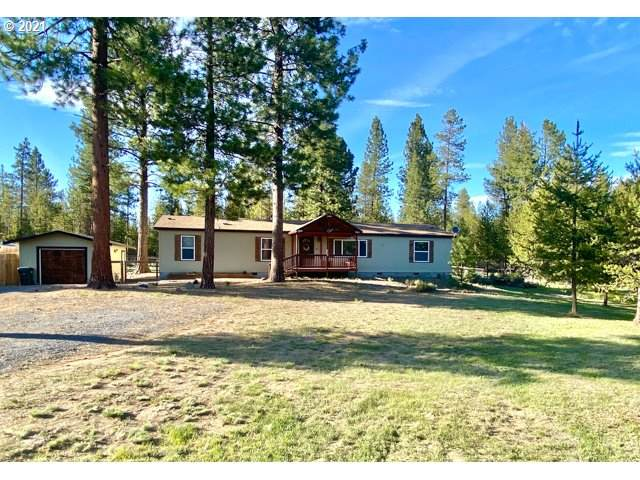 17156 Helbrock Dr, Bend, OR 97707 (MLS #21302953) :: The Pacific Group