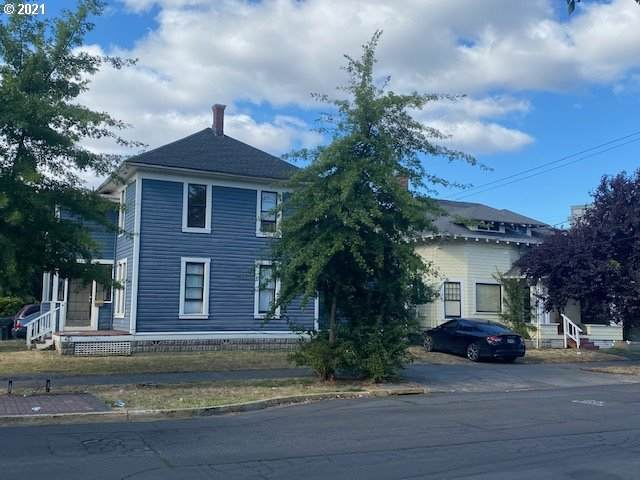 1691 Mill St, Eugene, OR 97401 (MLS #21303487) :: Stellar Realty Northwest