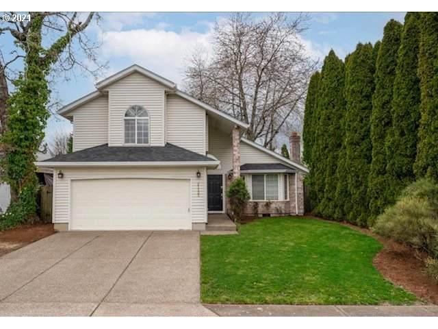 21525 SW Rankin Ct, Beaverton, OR 97003 (MLS #21303609) :: Song Real Estate