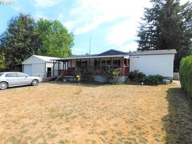 1239 Elm St, Vernonia, OR 97064 (MLS #21319557) :: McKillion Real Estate Group
