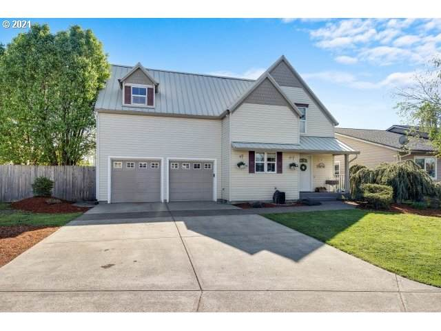 341 NW Gardner St, Sheridan, OR 97378 (MLS #21336699) :: Premiere Property Group LLC