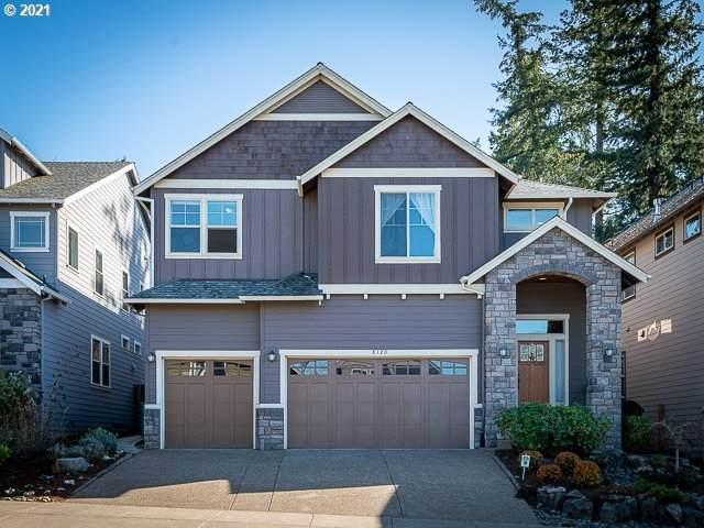 8120 SW Laurelwood Ct, Portland, OR 97225 (MLS #21349874) :: Premiere Property Group LLC