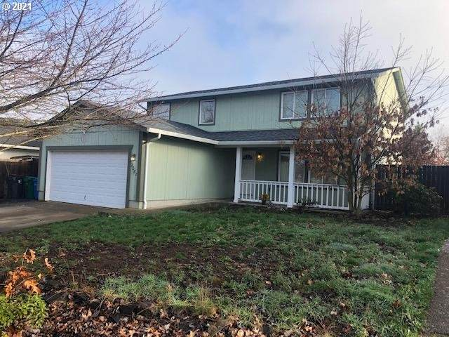 2087 Lemuria St, Eugene, OR 97402 (MLS #21359601) :: Song Real Estate