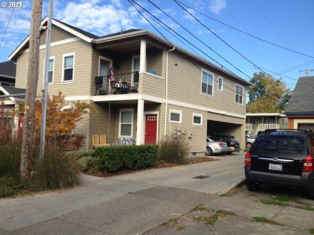 441 E 16TH Ave, Eugene, OR 97401 (MLS #21360134) :: Change Realty
