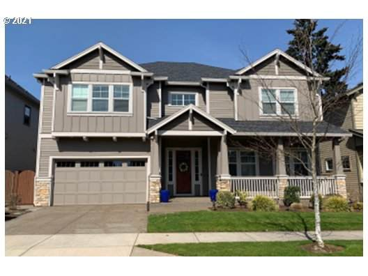 11875 SW Barcelona St, Wilsonville, OR 97070 (MLS #21370084) :: The Pacific Group