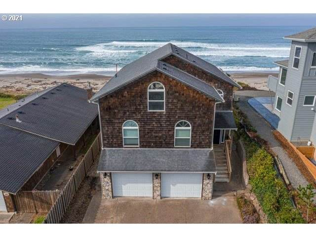 4581 SW Beach Ave, Lincoln City, OR 97367 (MLS #21373117) :: Stellar Realty Northwest