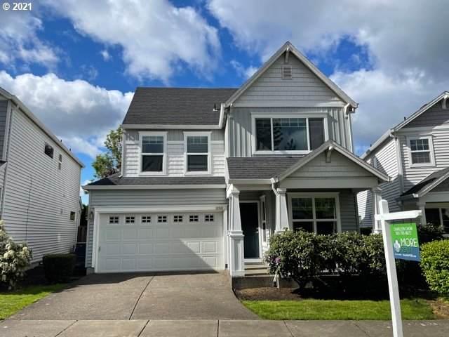 16848 NW Greyhawk Dr, Beaverton, OR 97006 (MLS #21373771) :: Fox Real Estate Group