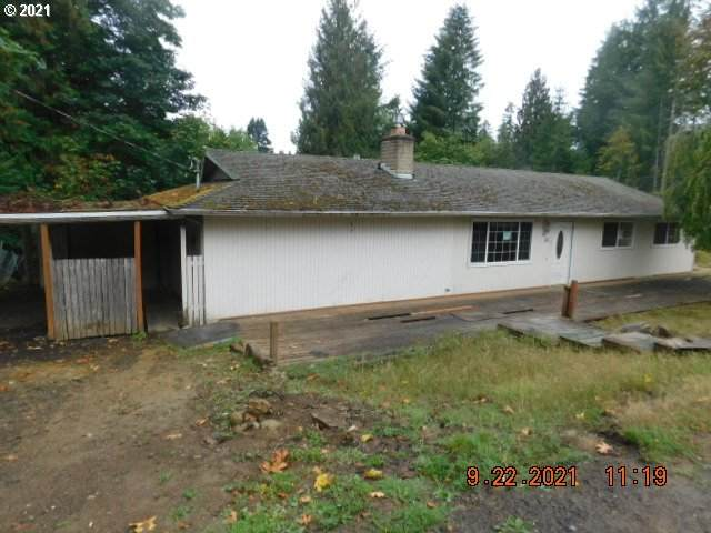 1301 East Ave, Vernonia, OR 97064 (MLS #21389761) :: Brantley Christianson Real Estate