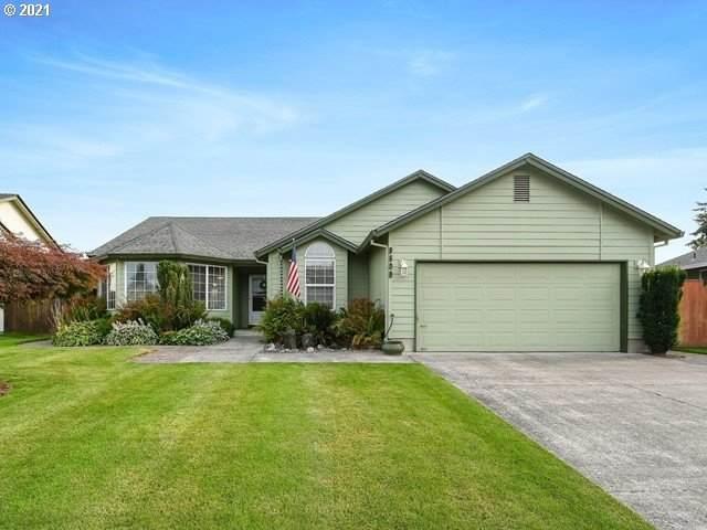 9609 NE 84TH Way, Vancouver, WA 98662 (MLS #21404971) :: Fox Real Estate Group