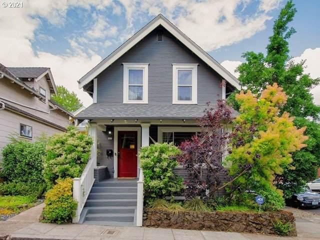 403 SE 21ST Ave, Portland, OR 97214 (MLS #21405632) :: Stellar Realty Northwest