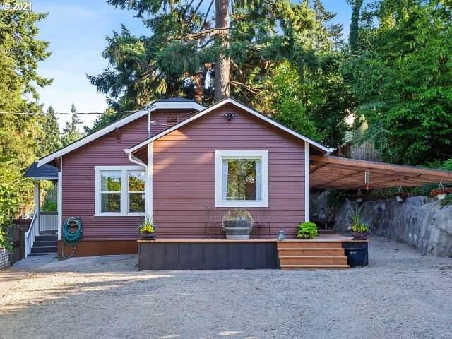 424 Jackson St, Oregon City, OR 97045 (MLS #21407829) :: Beach Loop Realty
