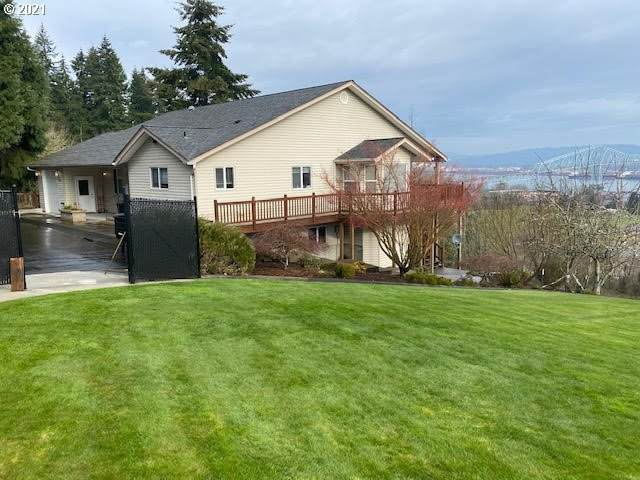 29260 Harbor View Dr, Rainier, OR 97048 (MLS #21408623) :: The Haas Real Estate Team