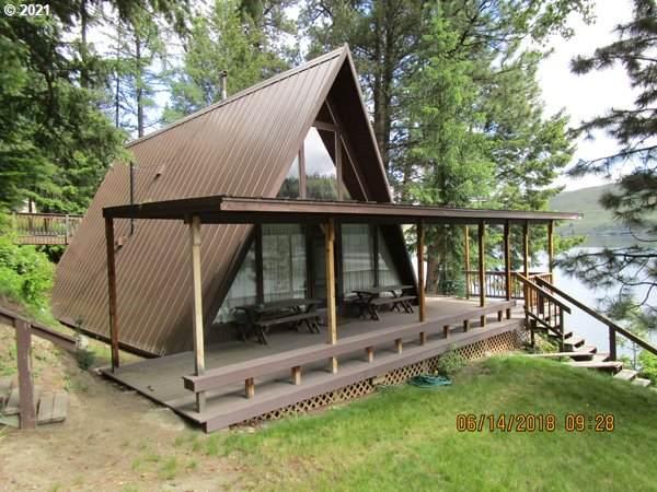 61005 Eagle Point Rd, Wallowa Lake, OR 97846 (MLS #21411460) :: Fox Real Estate Group