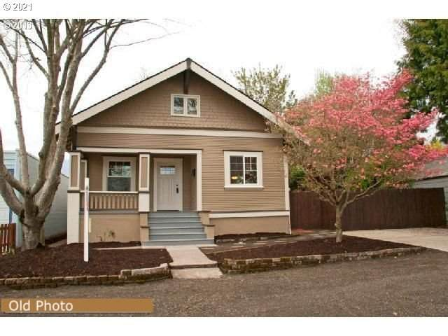 4211 SE Cooper St, Portland, OR 97206 (MLS #21415854) :: Real Tour Property Group