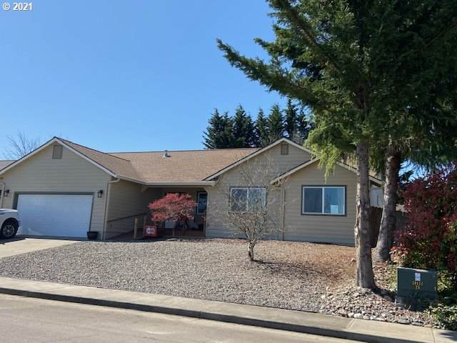 2670 Westlake Ave, Sutherlin, OR 97479 (MLS #21415937) :: Tim Shannon Realty, Inc.
