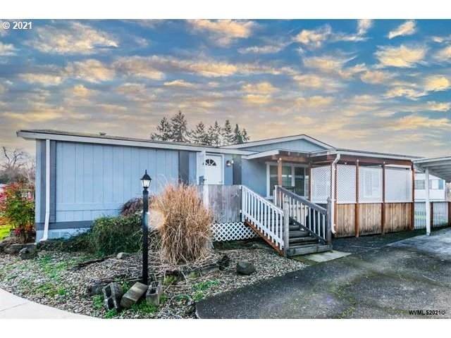 204 Cascade Dr #74, Lebanon, OR 97355 (MLS #21450296) :: The Haas Real Estate Team