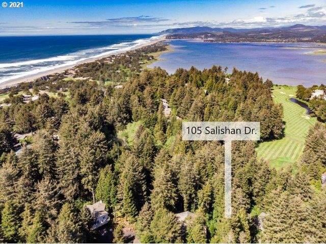 105 Salishan Dr, Gleneden Beach, OR 97388 (MLS #21453148) :: Premiere Property Group LLC