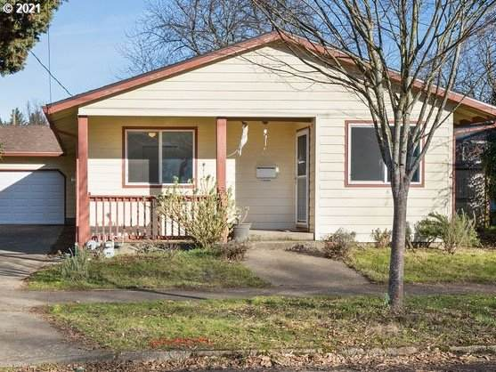 10005 N Leonard St, Portland, OR 97203 (MLS #21459563) :: Next Home Realty Connection