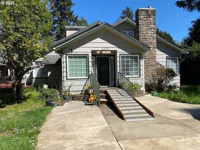 1578 N Laurel St, Coquille, OR 97423 (MLS #21460248) :: Beach Loop Realty