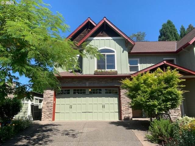 166 SW Eckman St, Mcminnville, OR 97128 (MLS #21474051) :: Holdhusen Real Estate Group