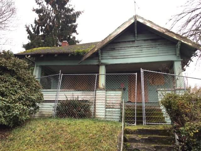 4112 SE Francis St, Portland, OR 97202 (MLS #21476553) :: Brantley Christianson Real Estate