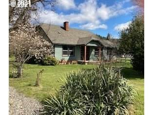 47543 Hwy 58, Oakridge, OR 97463 (MLS #21490493) :: RE/MAX Integrity