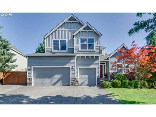 3416 NW 9TH Ave, Camas, WA 98607 (MLS #21492178) :: Fox Real Estate Group