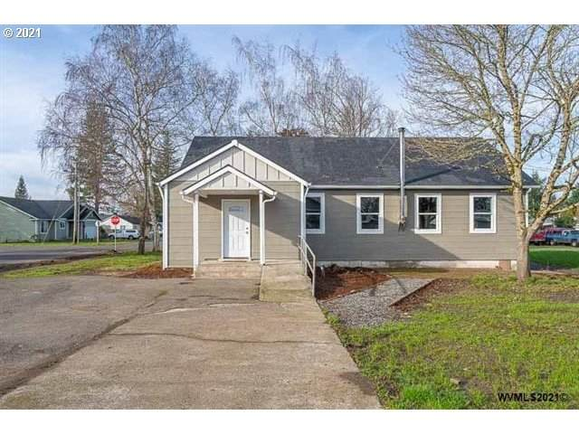 38601 SW 5TH Ave, Scio, OR 97374 (MLS #21503547) :: The Haas Real Estate Team