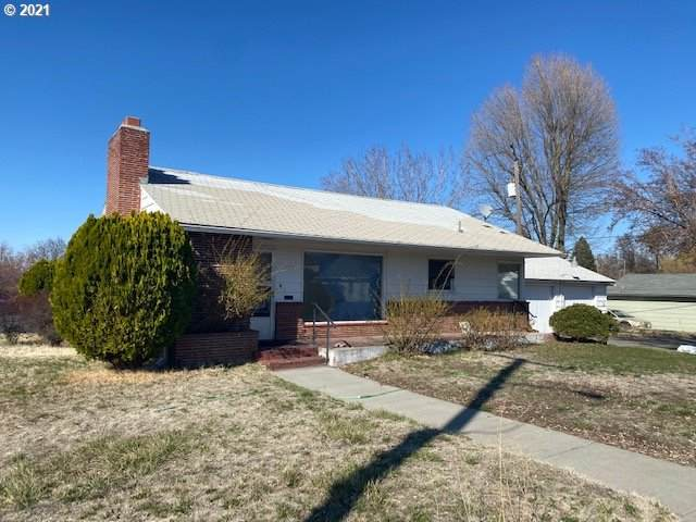 125 SE 5TH Ave, Milton-Freewater, OR 97862 (MLS #21509278) :: Fox Real Estate Group