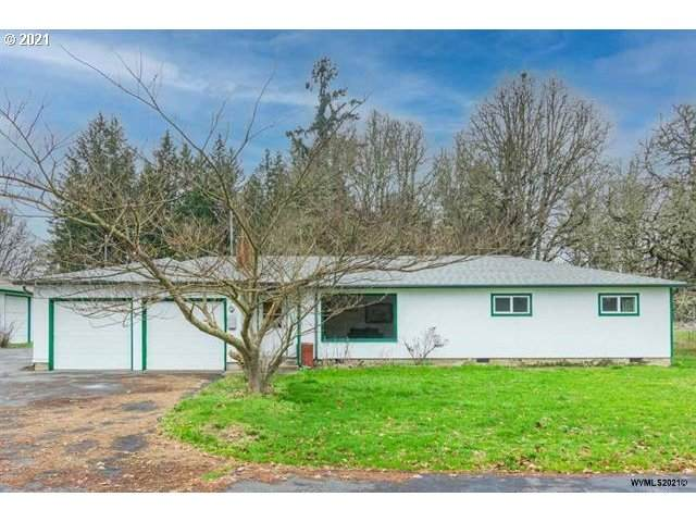 30593 Fairview Rd, Lebanon, OR 97355 (MLS #21514501) :: The Haas Real Estate Team