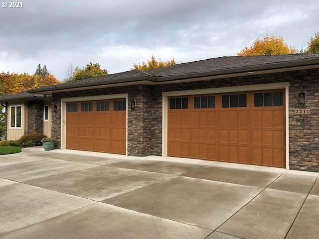 2210 NE 169TH Cir, Ridgefield, WA 98642 (MLS #21515008) :: Fox Real Estate Group