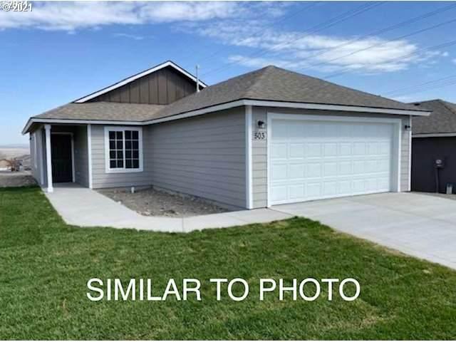 3160 High Desert Loop, Umatilla, OR 97882 (MLS #21530957) :: Holdhusen Real Estate Group