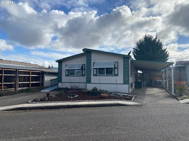 1199 N Terry St Space 233, Eugene, OR 97402 (MLS #21540317) :: Fox Real Estate Group