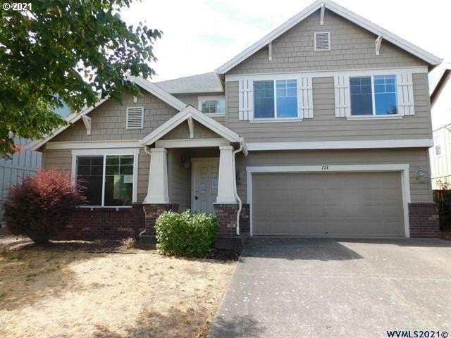 236 Derby St SE, Albany, OR 97322 (MLS #21546515) :: Brantley Christianson Real Estate