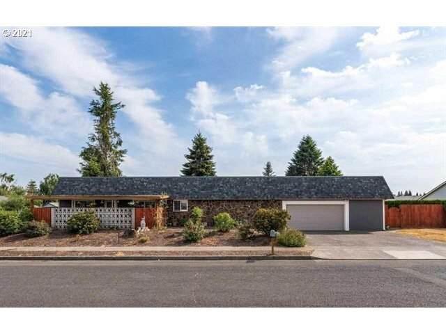 510 SW 7TH St, Sublimity, OR 97385 (MLS #21547142) :: Keller Williams Portland Central