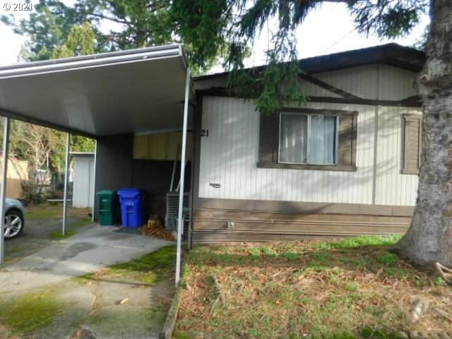 20145 NE Sandy Blvd #21, Fairview, OR 97024 (MLS #21548970) :: Fox Real Estate Group
