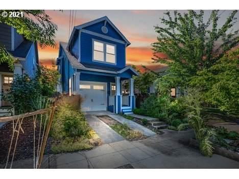 8611 N Druid Ave, Portland, OR 97203 (MLS #21550973) :: Tim Shannon Realty, Inc.
