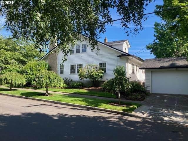 2035 NE 48TH Ave, Portland, OR 97213 (MLS #21552205) :: Brantley Christianson Real Estate