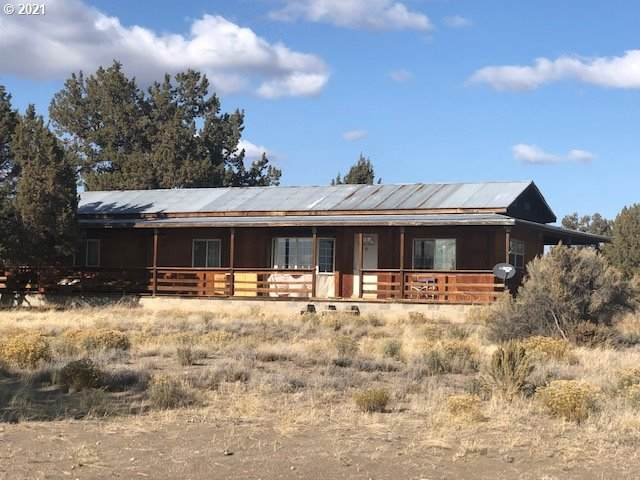 86291 Langdon Springs Ln, Christmas Valley, OR 97641 (MLS #21553971) :: The Haas Real Estate Team