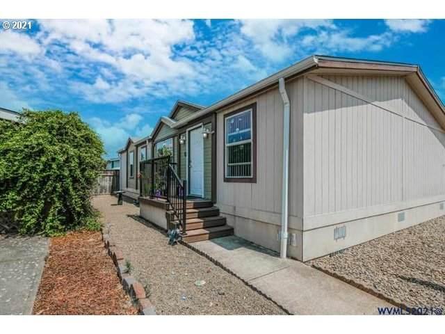 200 NE Market St #239, Lebanon, OR 97355 (MLS #21554043) :: Duncan Real Estate Group
