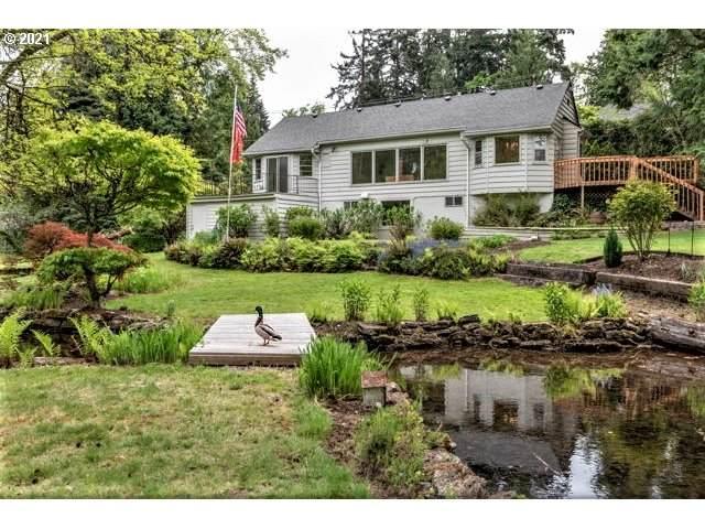 5407 SE Aldercrest Rd, Milwaukie, OR 97222 (MLS #21558562) :: Duncan Real Estate Group