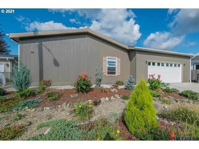 610 Vaughan Ln #26, Lebanon, OR 97355 (MLS #21569907) :: Premiere Property Group LLC