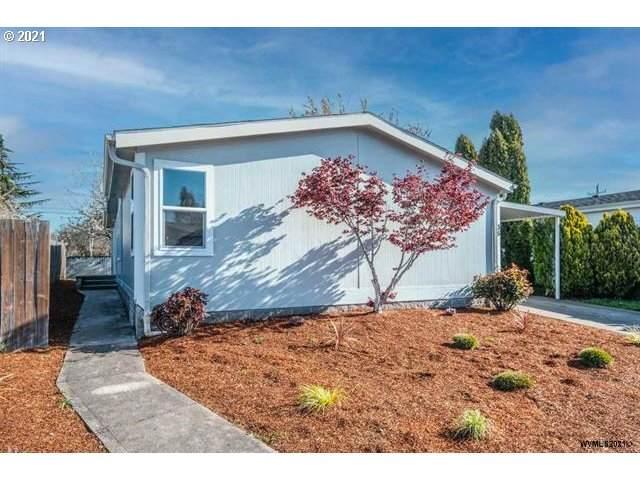 3200 Oak Terrace Dr Sp 35, Lebanon, OR 97355 (MLS #21570014) :: Beach Loop Realty