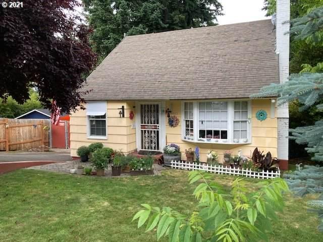 8811 NE Halsey St, Portland, OR 97220 (MLS #21572267) :: Holdhusen Real Estate Group