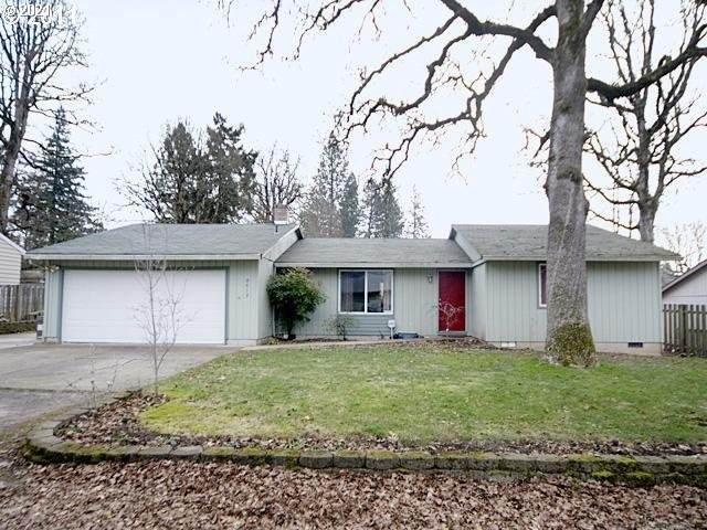 8612 SW Pine St, Portland, OR 97223 (MLS #21583899) :: Premiere Property Group LLC
