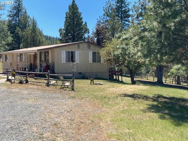 60746 Marysville Ln, Canyon City, OR 97820 (MLS #21588869) :: Gustavo Group