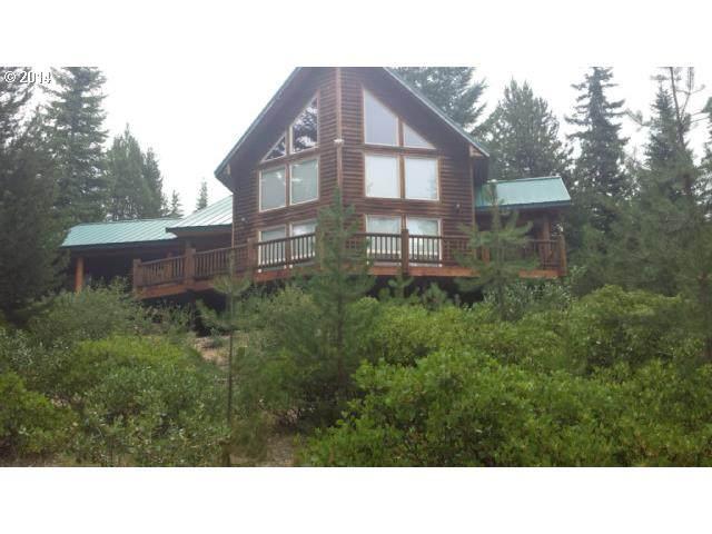 141051 Lolah St, Crescent Lake, OR 97733 (MLS #21591621) :: Brantley Christianson Real Estate