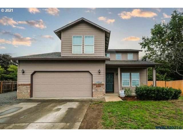 2549 Raymond Ct, Albany, OR 97321 (MLS #21593846) :: Song Real Estate